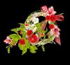 jolie bouquets de fleurs que je vous offrent se soir bise