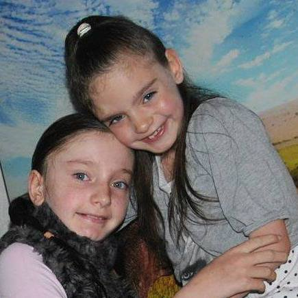 mes deux princesses d amour elodie jolie ilona ma petite princesse..