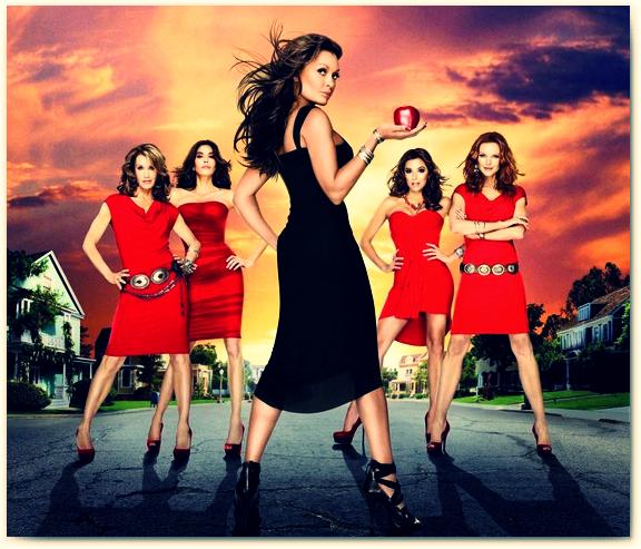 Une de tes nombreuses sources sur la parfaite série Desperate Housewives ♥
