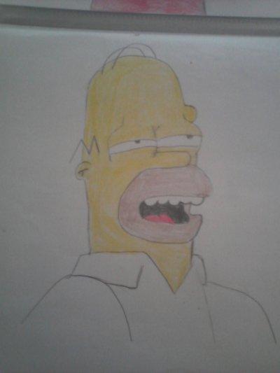 La famille Simpson ! ♥