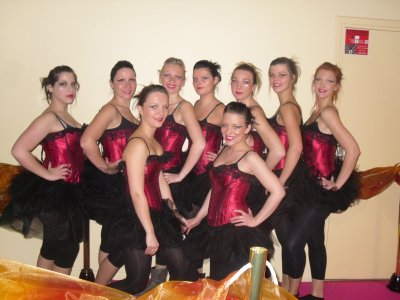 Concours de danse à Proville 22 Janvier 2011