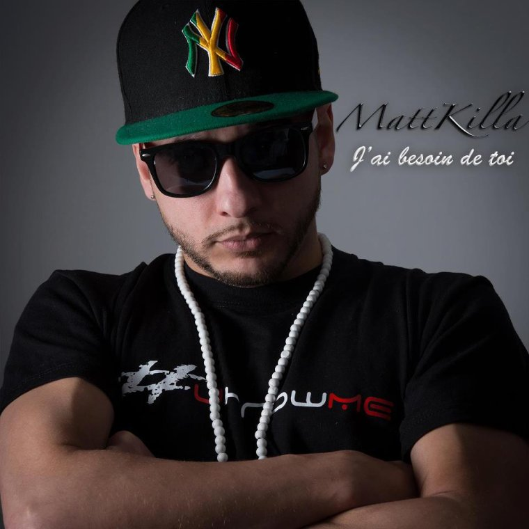 "single de MATTKILLA "" J'ai besoin de toi "" ( PROD and DIRECTED BY Joce Gingast Accardo)"