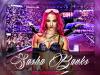 Sasha Banks n'est plus championne et est blesse !!!