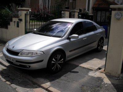 Mon ancienne voiture qui me manque enormement snifff