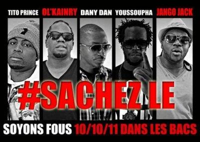 Soyons Fou / Sachez Le - feat Youssoupha  Ol Kainry, Jango Jack & Dany Dan  (2011)