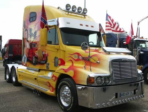 Camion tuning bienvenue sur mon blog et merci d 39 avance pour - Camion americain tuning ...