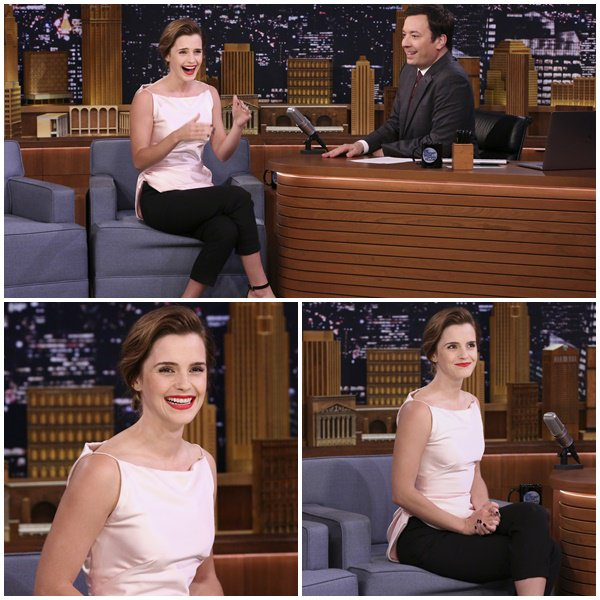 The Tonight Show starring Jimmy Fallon 27.04.2017