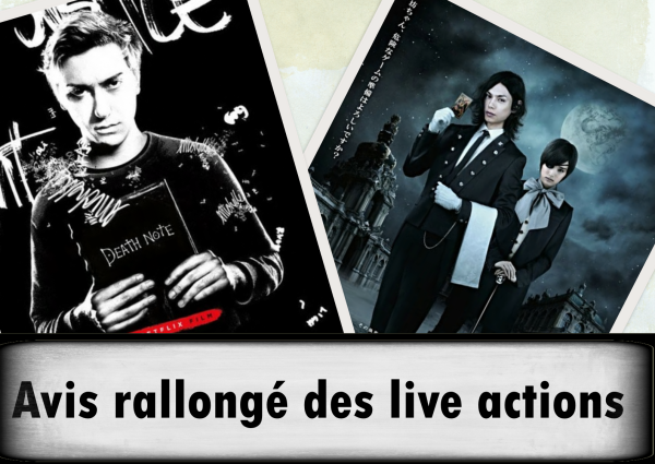 Critique approfondie des adapatations de Black Butler et Death Note !