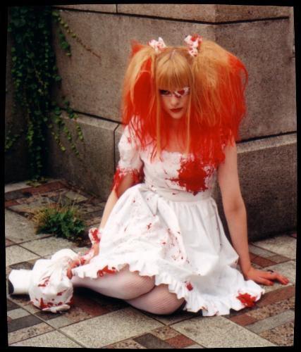 Le Look à la Japanese (Le Horror Girl)