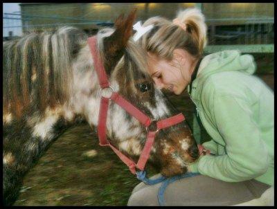 Parce que rien ne vaut la complicité d'un cavalier & de son cheval. ♥