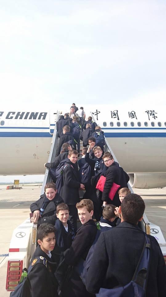 Chine 2016