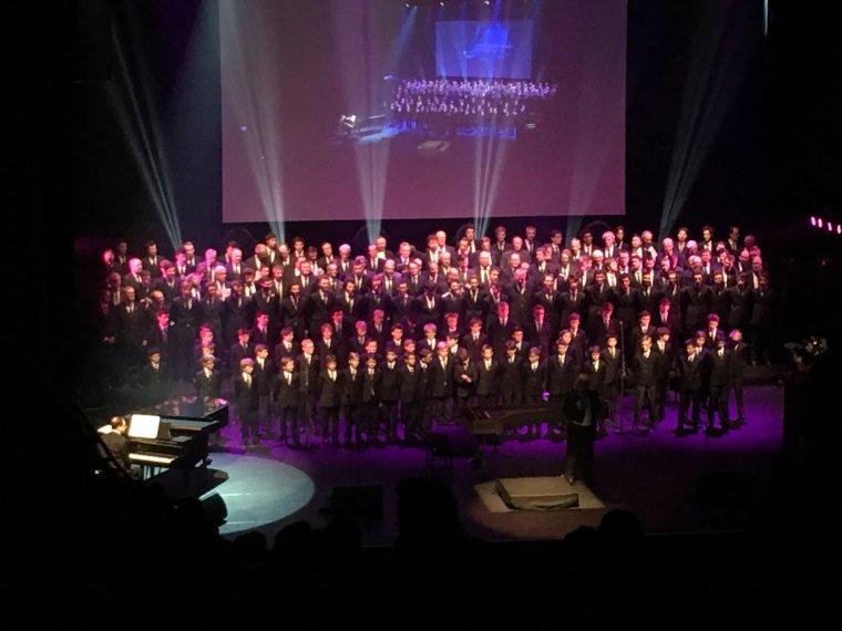 Concert des PCSCN à l'Olympia - 08.10.2016