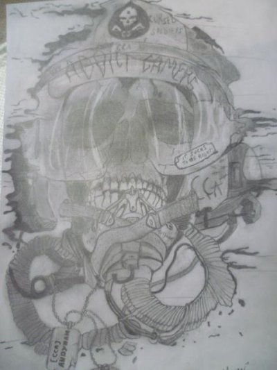 dessins pilote kamikaze