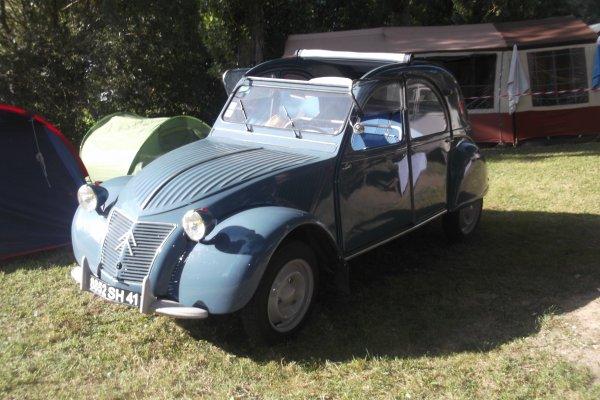 Blog de cqnv-37 1159  le 11 et 12 / 08 /2012 8 ème concentration de 2 CV - Fiesta'Deuche Berry Touraine