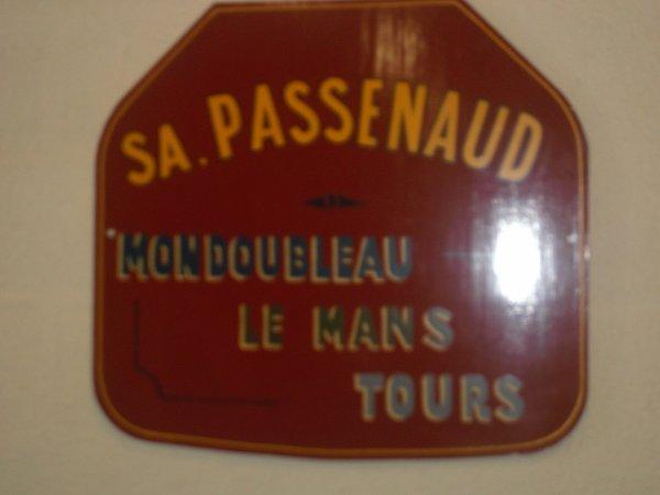 1205  musee privee ( j passenaud ) mondoubleau dep 41