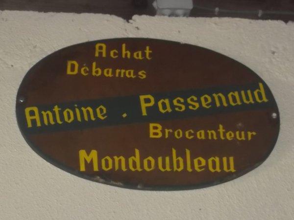 1206  musee privee ( j passenaud ) mondoubleau dep 41
