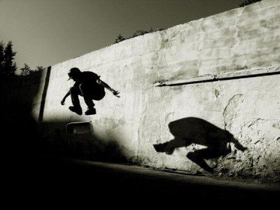 Ma passion pour le skate !
