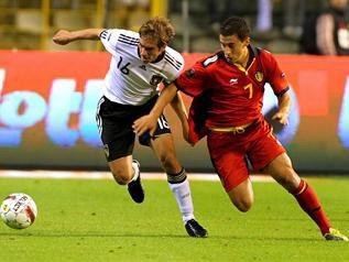 Equipe nationnal Belge