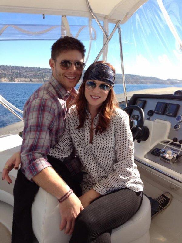 Jensen And Danneel Ackles New Photo Twitter