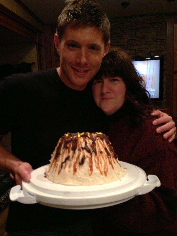 Jensen Ackles Cook
