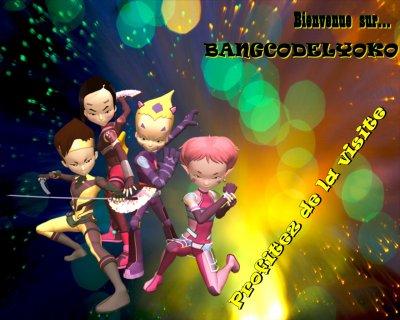 Bienvenue sur BANGCodeLyoko!! =D