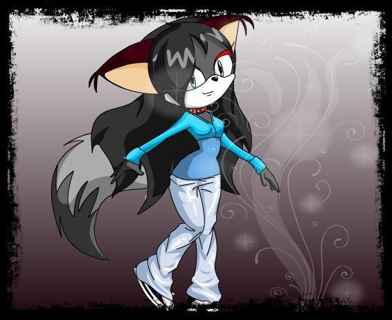Xué the wolf