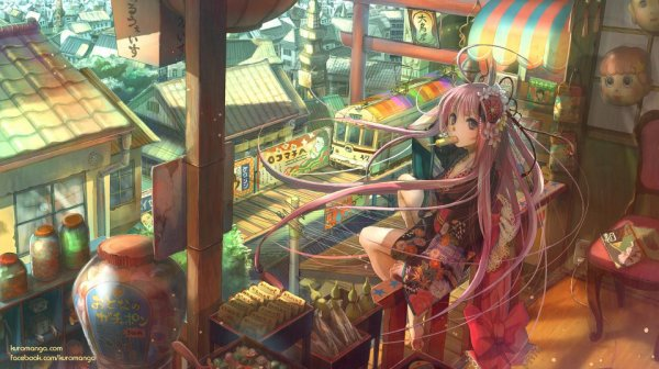 Belle Image Manga