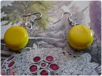 B.O Macaron au citron