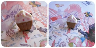 Bague Cupcake