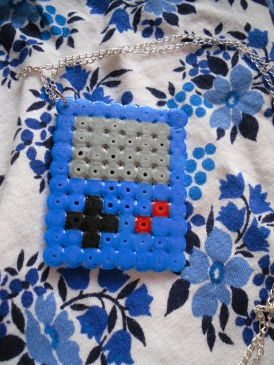Collier GameBoy :D