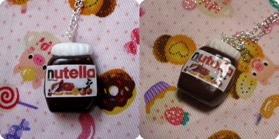 Collier nutella