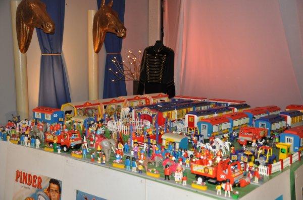 Vue d 39 une partie du cirque playmobil emile rouze circus - Cirque playmobil ...