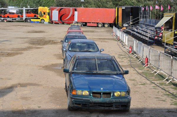 CASCADEURS HELL DRIVERS SAINT HILAIRE DE RIEZ BEAULAND PARK AOÛT 2017