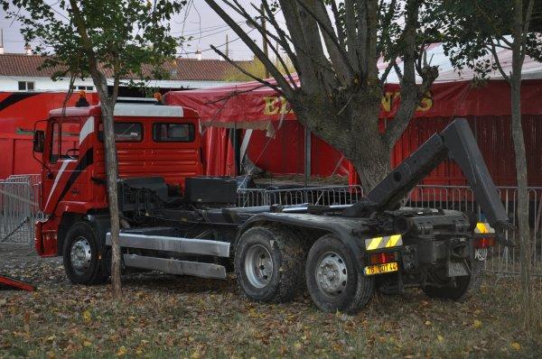CIRQUE FALCK SAINT GILLES CROIX DE VIE DU 15 AU 18 AOUT 2018