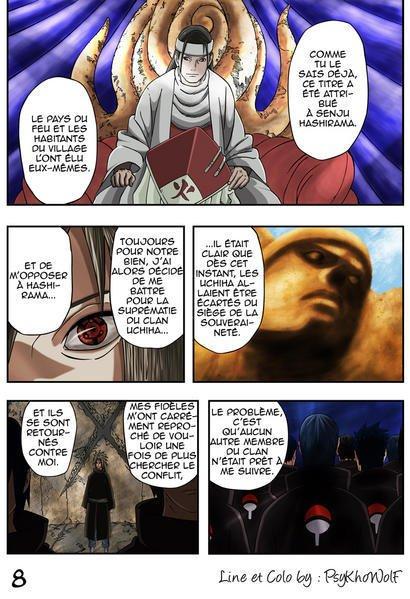 Shodaïme : 1er Hokage (Hashirama Senju)