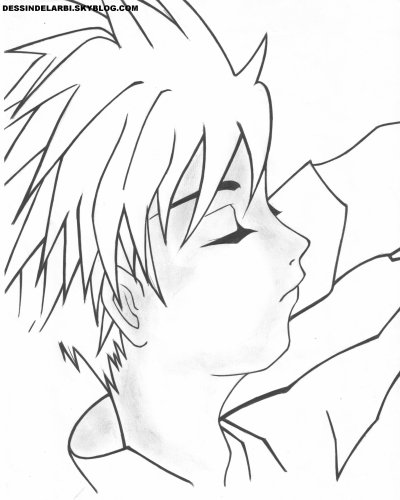 Manga Voici Tous Les Dessins De Larbi