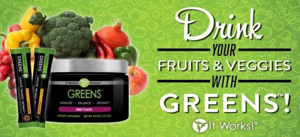 Grande nouveauté également .. Le Green Berry!