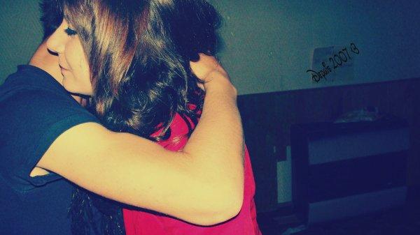 Un ami, rien qu'un ami c'est aussi précieux qu'une vie*