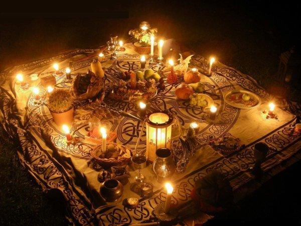 Baptême et rite d'initiation de la wicca !