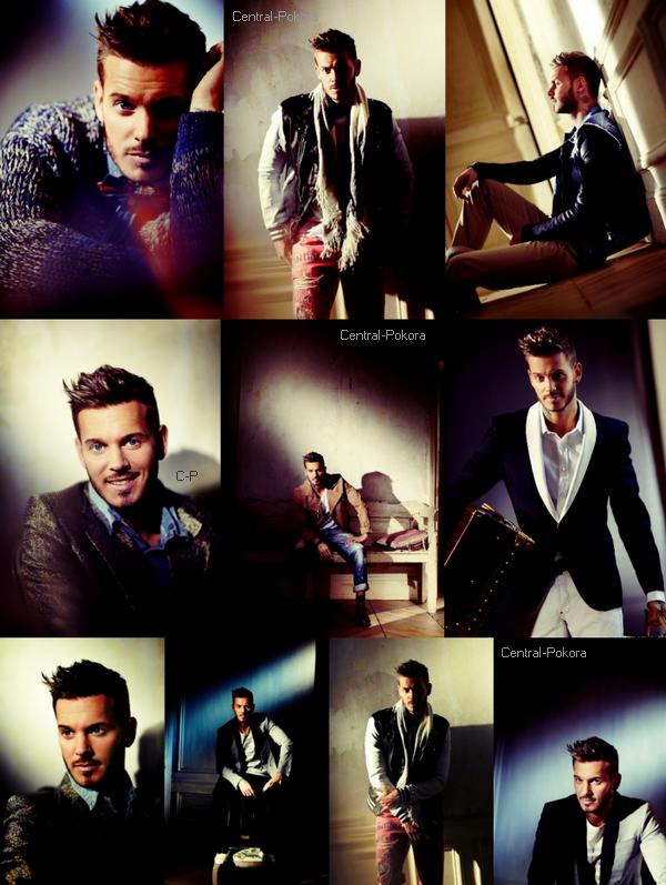 Photoshoot Cosmopolitain.. Aiight ! Du bonheur pour les yeux, un des plus beau photoshoot de Matt.. !