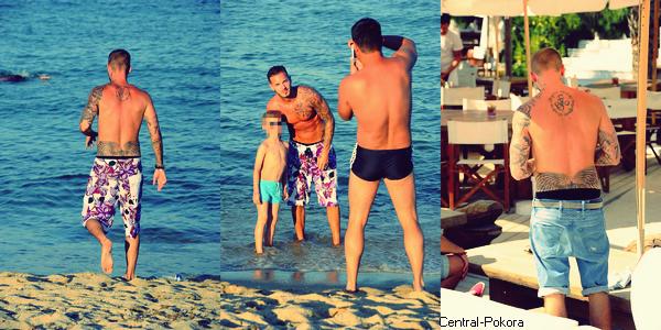 Flashback : En 2011 Matt a prit quelque jours de vacances avec Sofiane et il a été shoote par des paparazzi alors rien que pour le plaisir des yeux et le voir en mode sexy à la plage je vous propose de découvrir les photos de Matt en vacance à St Tropez.. !