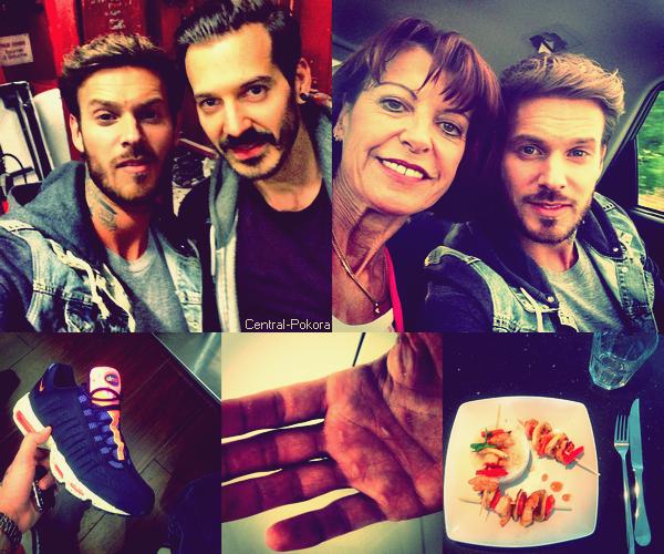 "#Instagram **InstaMatt énorme coup de coeur pour les photos ""Tota Family"" !"