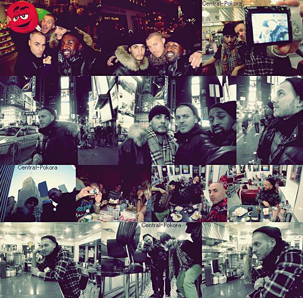 Flashback : En 2009 Matt était en vacance à New York avec sa team.. et nous avait posté de nombreuses photos sur Myspace, pour les nostalgique ou encore ceux qui ne suivait pas Matt a cette époque je vous laisse regardé les photos de ce voyage entre amis ♥.