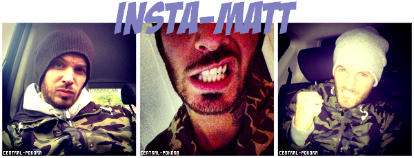 Twitter Time.. InstaMatt ♥