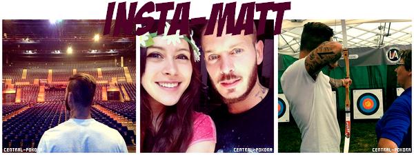 InstaMatt ♥. Twitter Time !