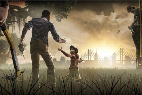 The Walking Dead le jeu Vidéo