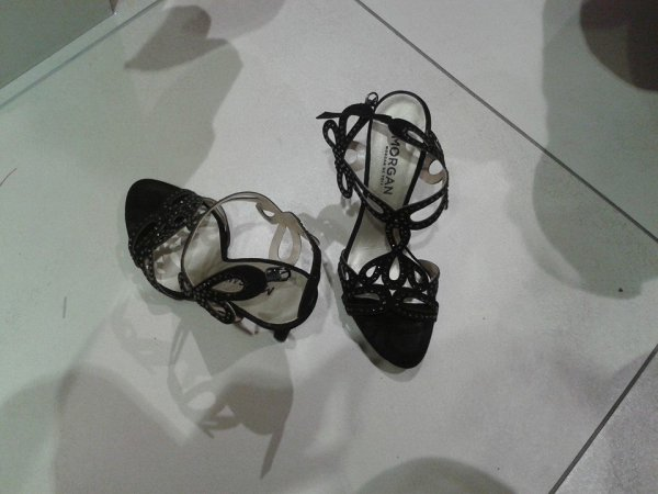 Mes superbes chaussures pour ce soir!!