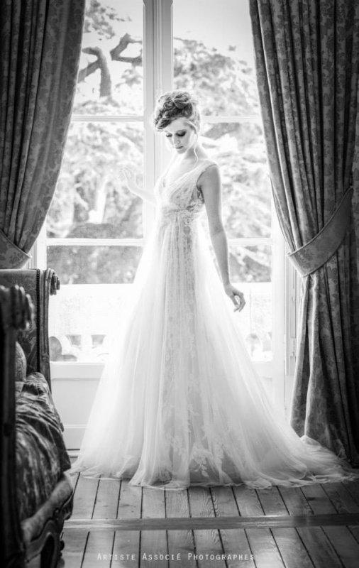Robe de Mariée  2014 Mary Viloteau