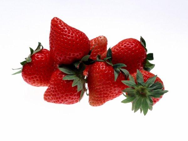 J'adore les fraises!