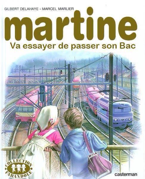 Les joies de la SNCF